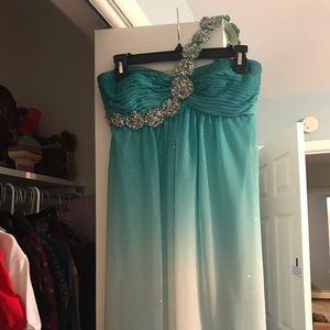 XSCAPE by Joanna Chen Prom Dress